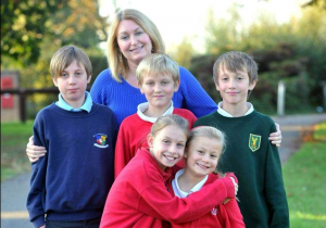Meet Britain's Most Selfless Mother