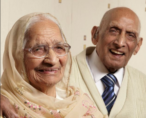 Meet The World's Longest Married Couple