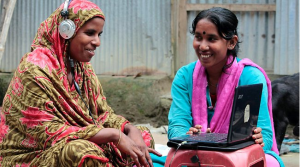 Women In Bangladesh Riding Ahead Of Men In Technology
