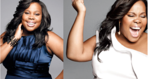 Amber Riley Admits Weight Struggle, Refuses To Bow To Hollywood Pressure