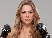 Meet Ronda Rousey, The First Female UFC Fighter!