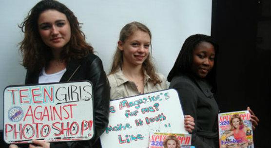 julia-bluhm-seventeen-magazine-protest
