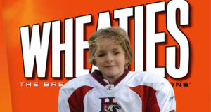 9 Year Old Sam Gordon Is The First Female Football Player To Grace The Wheaties Box