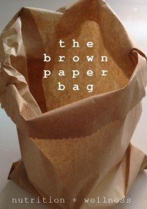 The Brown Paper Bag Nutrition and Wellness