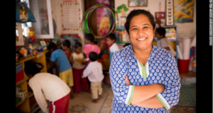 CNN Hero Of The Year: Nepalese Woman With A Heart For Children Of Imprisoned Parents.