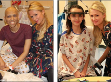 Paris Hilton Proves She Can Swap Partying In Favor For Philanthropy