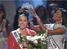 "US Honors Student, Musician And Self-Confessed ""Geek"" Wins Miss Universe!"