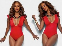 Tyra Covers Cosmo South Africa And Reinvents Beauty In Her Flawsome Way!