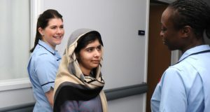 Education Advocate Malala, Shot By The Taliban, Released From Hospital