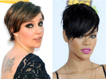 "The Voice Of Our Generation, Lena Dunham, says Rihanna Is A ""Bad Role Model"". Ya Think?!?"