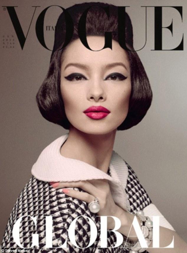 Vogue Italia Jan 2013