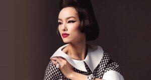 Italian Vogue Makes History With Its First Chinese Supermodel Covergirl
