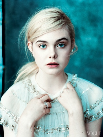 Elle Fanning Vogue
