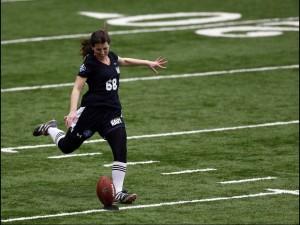 Lauren Silberman kicking 2