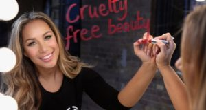 Singer Leona Lewis Becomes Cruelty-Free Beauty Activist