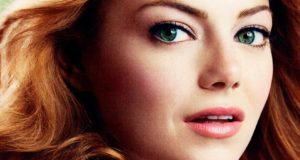 "Emma Stone Tells Cosmo Mag She ""Couldn't Care Less!"" About Makeup"