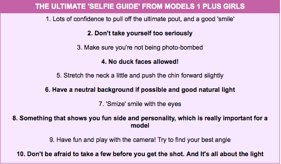 Model Search rules