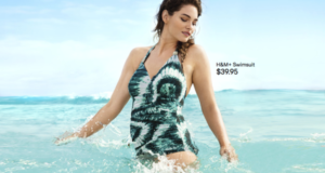 How Dare They! H&M Uses Plus Size Model In A Campaign Without Pointing It Out