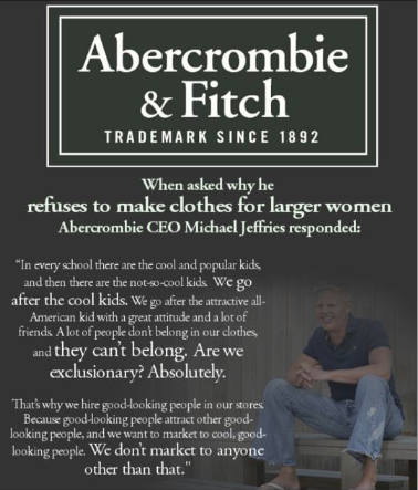 Abercrombie & Fitch CEO