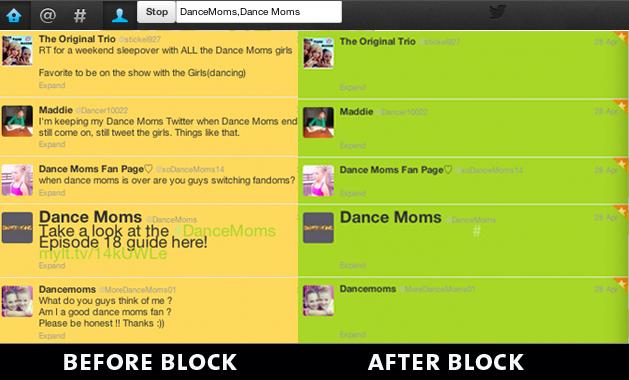 Twivo Screen shot