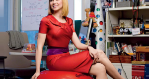 "Be Like Marissa Mayer: ""I Ignore The Haters, I Don't Click"""