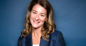 """Melinda Gates Says """"Reject The Cynics"""" Who Tell Us We Can't Make A Difference Because Of Technology"""