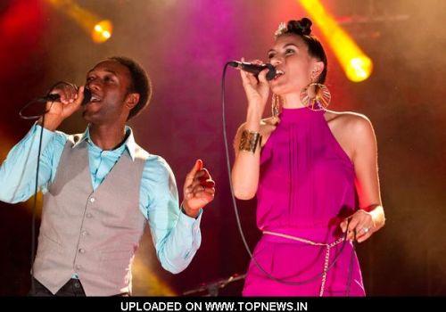 Maya Jupiter Aloe Blacc Married