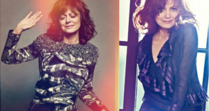 """Hollywood Writes You Off When You Get Old And Fat"" Says Susan Sarandon"