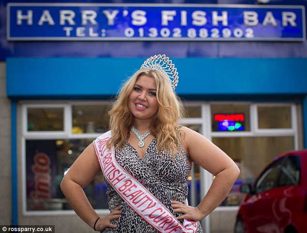 Miss Curvy UK