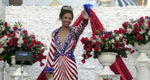 Former Miss America Runs For Congress. Believe It!