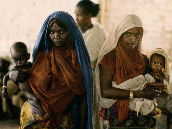 Ethiopean women