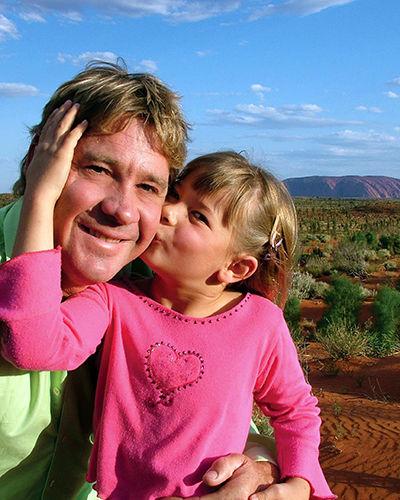 Bindi & Steve Irwin