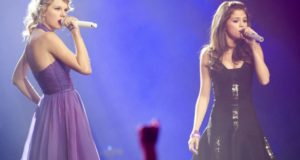 Selena Gomez Says Her Inspiration Is Fellow Musician Taylor Swift