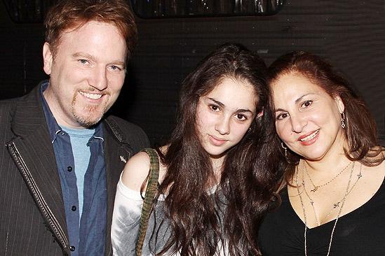 Dan Finnerty, Samia, Kathy Najimy
