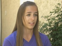 Teen Student Starts Cheerleading Squad For Disabled Girls