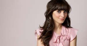 "Zooey Deschanel: ""It's Important To Teach Young Girls To Be Strong"""