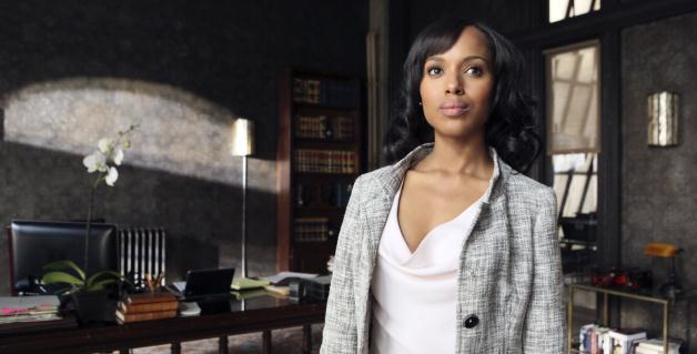 SCANDAL Kerry Washington