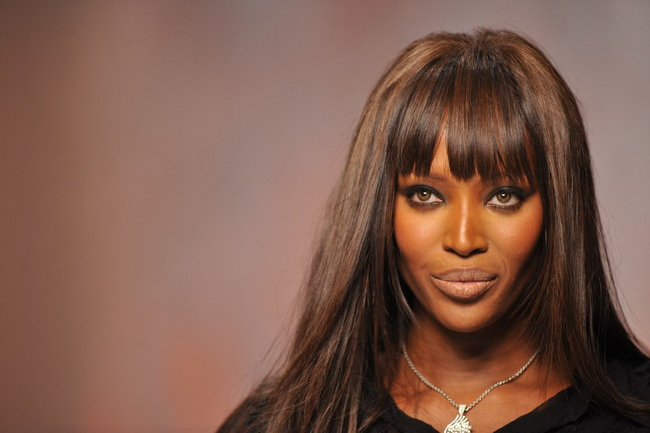 Naomi Campbell Is Pissed! Where Are All The Ethnic Models ...