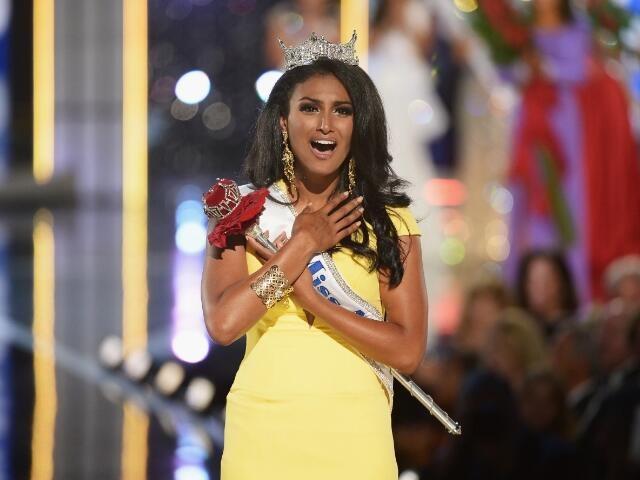 Miss USA Nina Devuluri