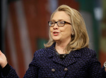 Hillary Clinton Announces She's Running…For Gender Equality!