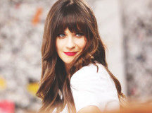 Zooey Deschanel At 17 Was A Radical Feminist Who Took On Vogue