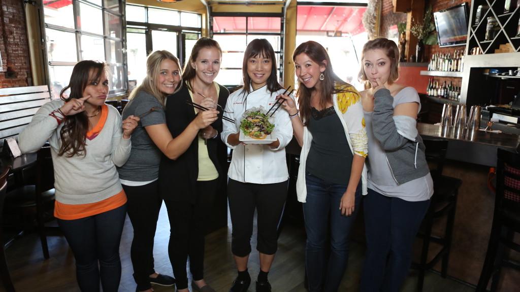 Mary Nguyen Chef