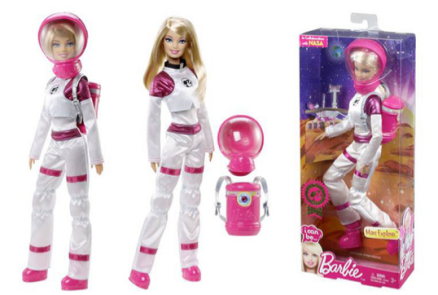 Scientist Barbie
