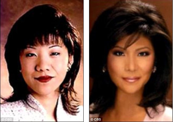 Julie Chen headshots