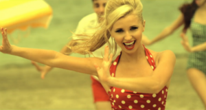 [VIDEO] Getting 'High' With Tiffany Houghton Is The Best Feeling Ever!