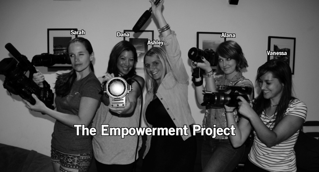 Empowerment Project crew pic with names