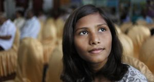 13 Y/O Indian Girl Starting Masters Degree, After Dad Sold Everything For Her Education