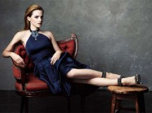 "Actress & Eco Champion Emma Watson: ""I Don't Compromise!"""