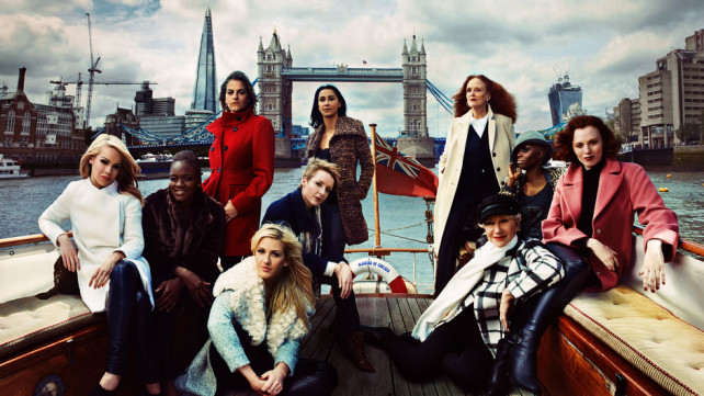 Britains Leading Ladies
