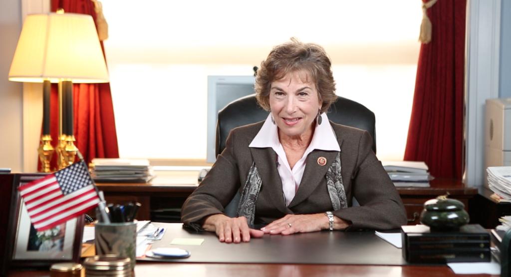 Congresswoman Jan Schakowsky